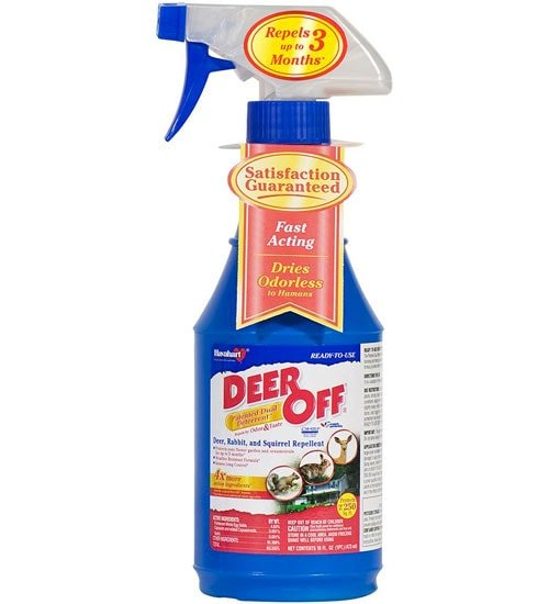 Deer Off Repellent Spray