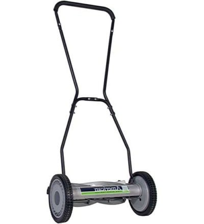Deluxe Reel Mower
