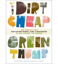 The Dirt Cheap Green Thumb Book