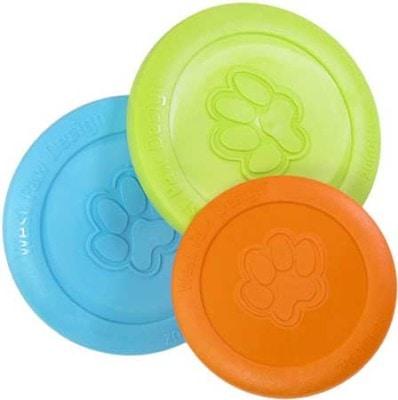 Zisc Dog Frisbee 1