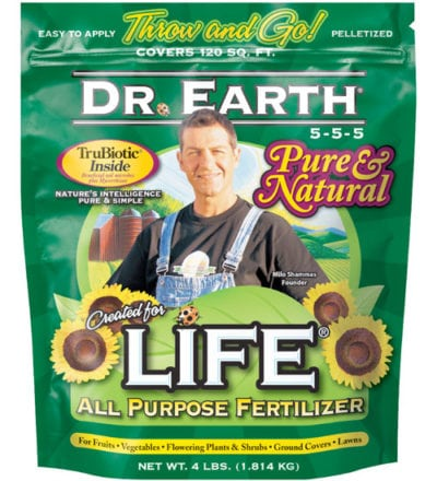 LIFE All Purpose Fertilizer