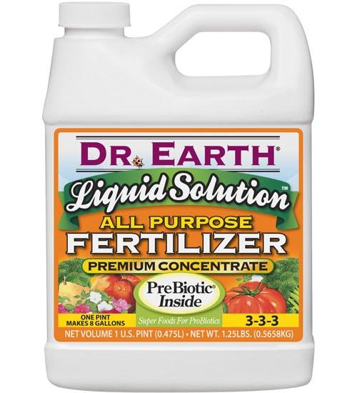Dr. Earth Liquid Solution