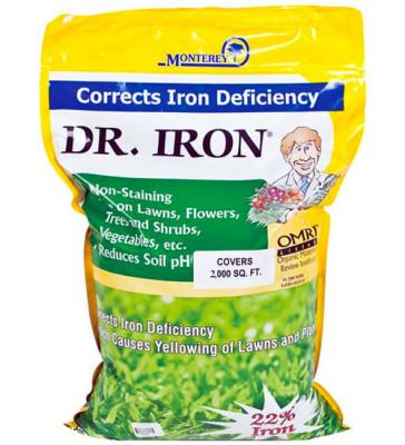 Dr. Iron