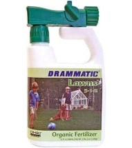 Drammatic Lawn Fertilizer