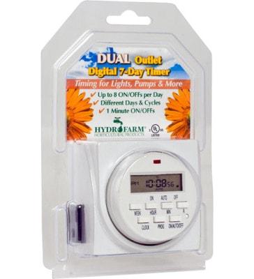 Dual Digital Timer