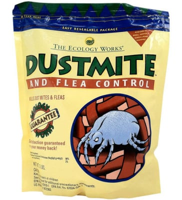 Dustmite And Flea Control By Ecology Works Planet Natural