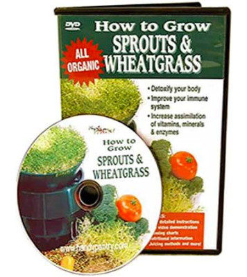 How to Grow Sprouts (DVD)