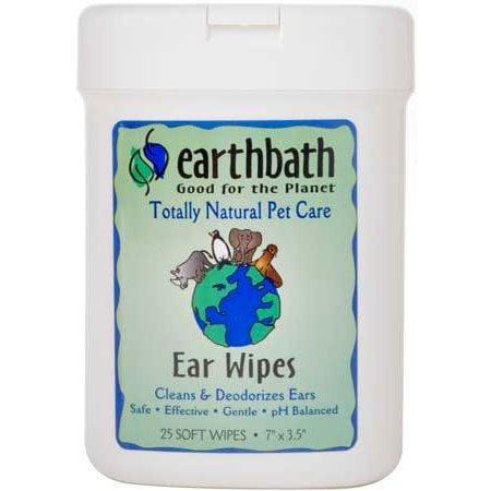 Ear Wipes Pet Care