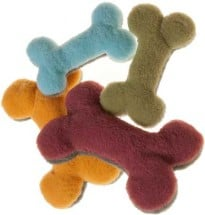 Eco Bone Dog Toy 1
