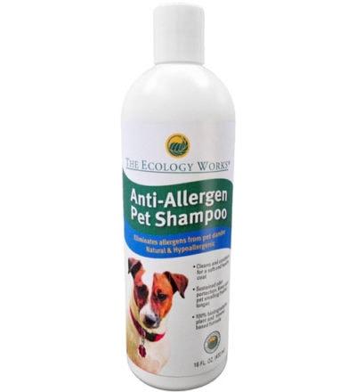 Anti-Allergen Pet Shampoo