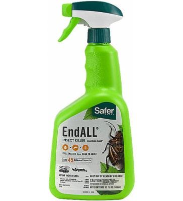 Safer End ALL Insect Killer