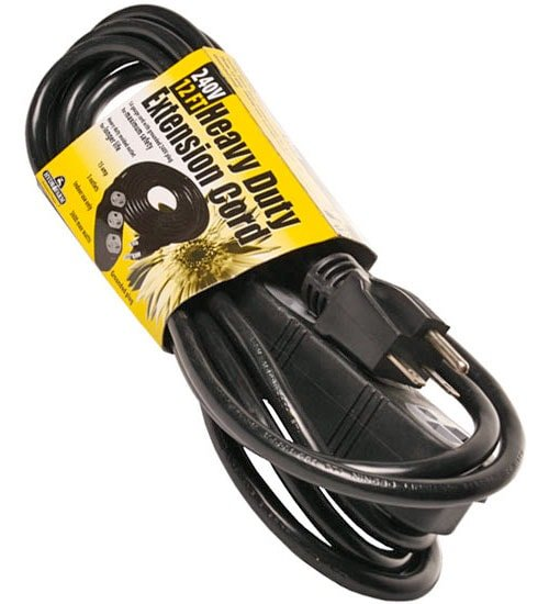 Heavy-Duty Extension Cord