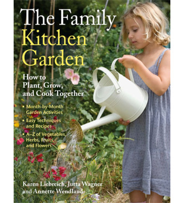 The Family Kitchen Garden Book