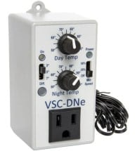 Day-Night Fan Speed Controller (VSC-DNe)
