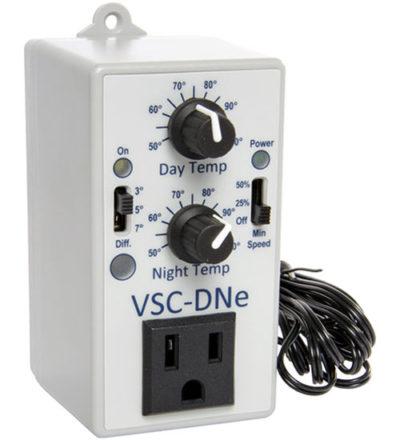 Day-Night Fan Speed Controller (VSC-DNe)