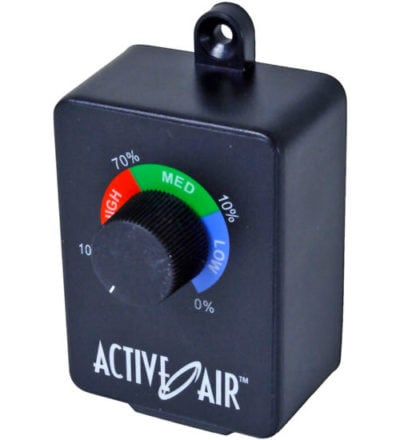 Fan Speed Adjuster