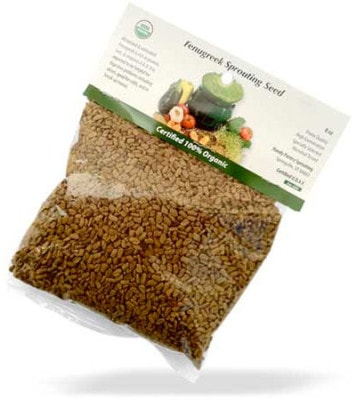 Fenugreek Sprouting Seed