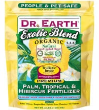 Palm, Tropical & Hibiscus Fertilizer