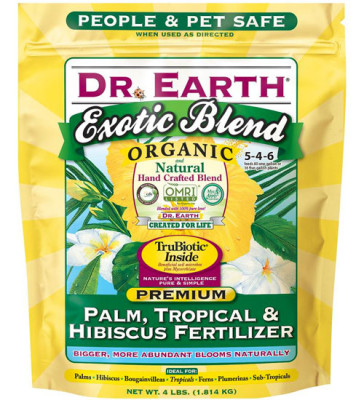 Palm, Tropical & Hibiscus Fertilizer