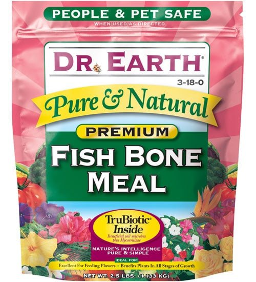 Fish bone meal by dr earth planet natural for Fish bone meal