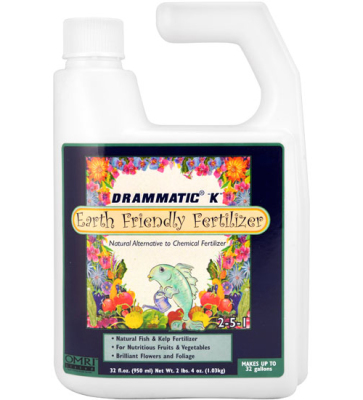 Liquid fish kelp fertilizer by drammatic planet natural for Liquid fish fertilizer