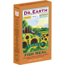 Dr. Earth Fish Meal
