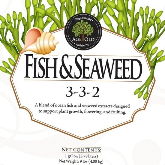 Age Old Fish & Seaweed