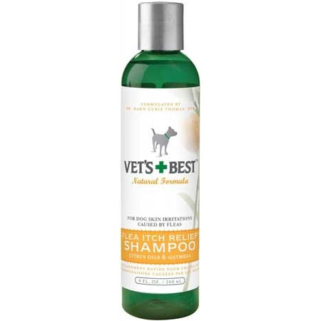 Flea Itch Relief Shampoo