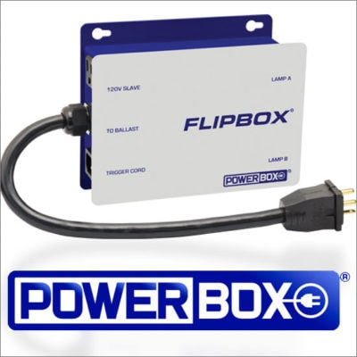 Powerbox FlipBox