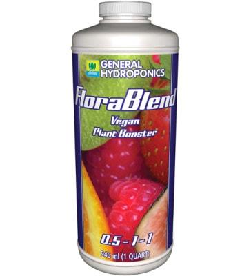FloraBlend Vegan Compost Tea