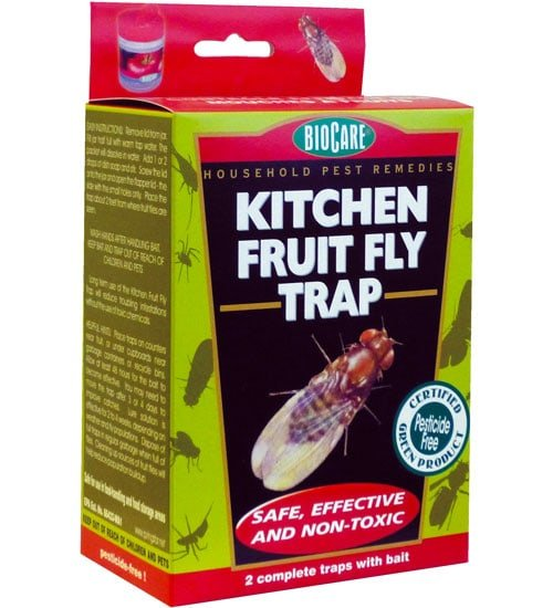fruit fly trap kit w lures 2pk planet natural. Black Bedroom Furniture Sets. Home Design Ideas