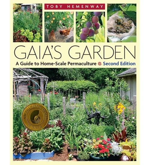 Gaia's Garden Book