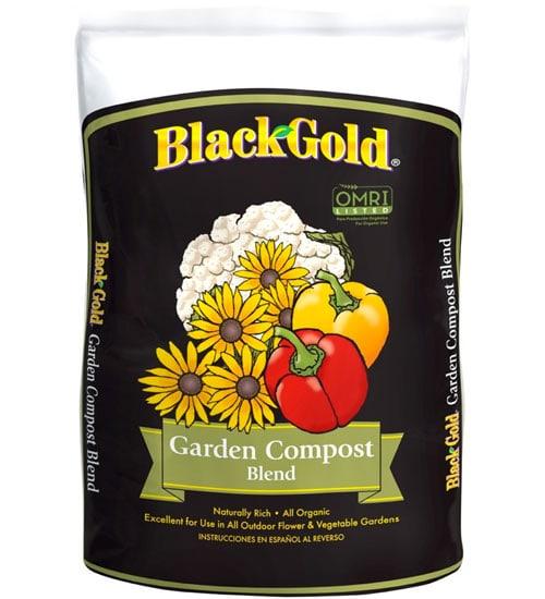 Organic garden compost 1cf planet natural - Nature s care organic garden soil ...
