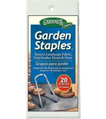 Garden Staples By Dalen 20pk Planet Natural
