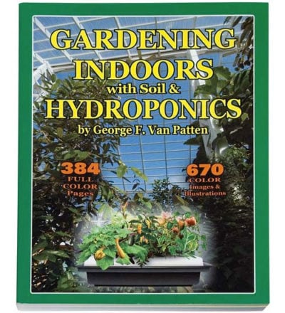 Gardening Indoors Book