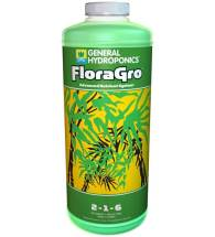 Flora Grow Hydroponic Nutrient