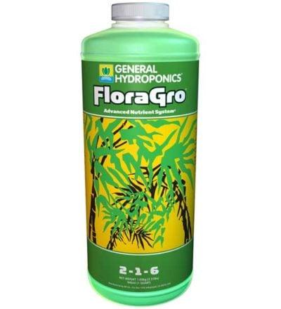 Flora Grow Hydroponic Nutrient