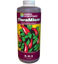 Flora Micro Hydroponic Nutrient