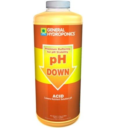 General Hydroponics pH-Down