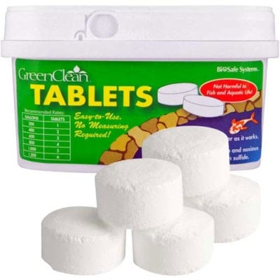 GreenClean Tablets