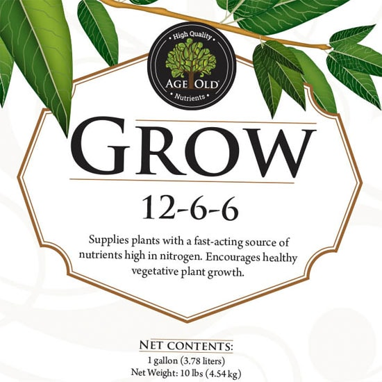 Age Old Grow