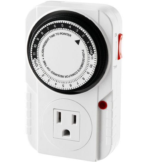 programmable dp light in hour grounded electrical pack indoor outlet mechanical timer dewenwils switch plug