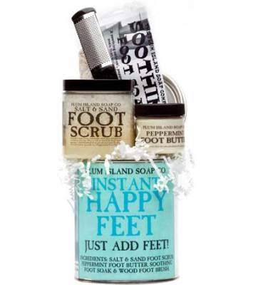 Happy Feet Gift Set