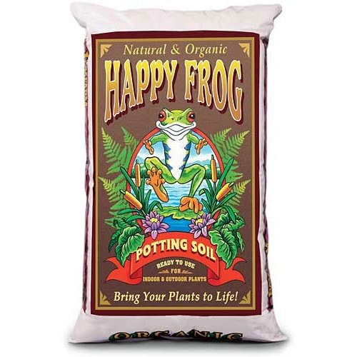 Image gallery happy frog potting soil for Topsoil vs potting soil