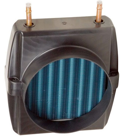 Ice Box Heat Exchanger