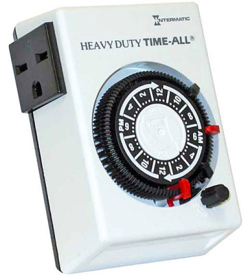 Heavy Duty 240v Timer