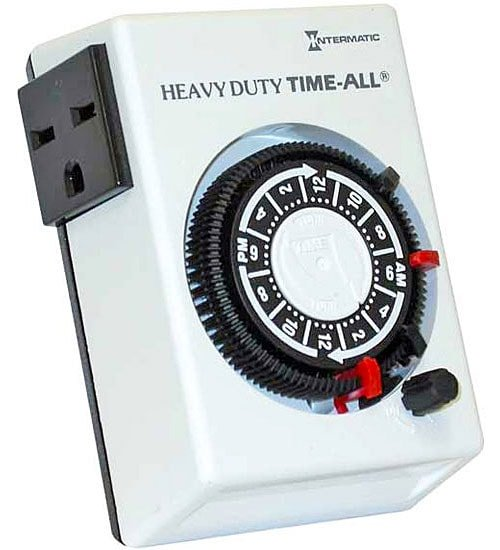 Heavy Duty 240v Timer