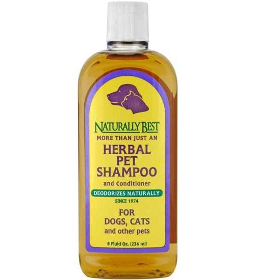 Herbal Pet Shampoo