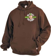 Planet Natural Hoodie Sweatshirt