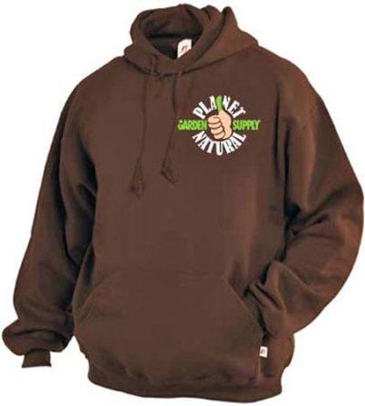 Planet Natural Hoodie Sweatshirt